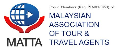 All tour companies in Malaysia must be members of MATTA