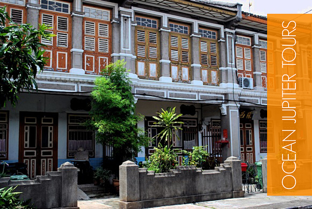 experience a guided tour of georgetown