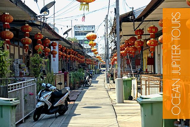 Customised tours of Penang