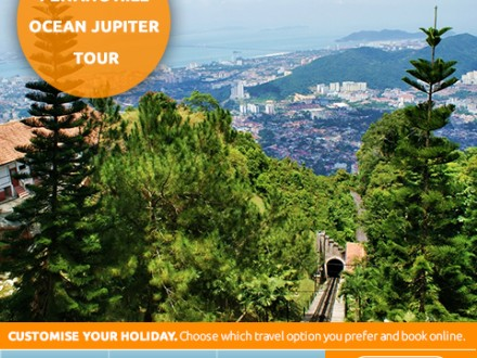 penang hill tour